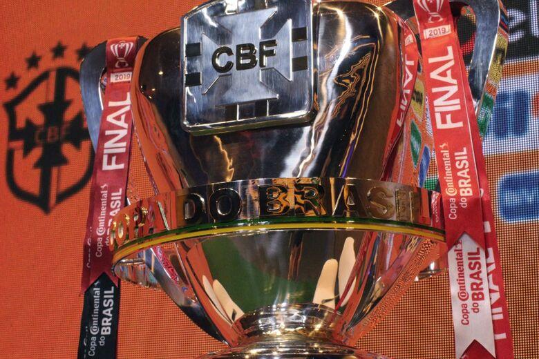 Copa do Brasil 2020: sorteio da 1ª Fase será na quinta-feira - Crédito: Thais Magalhães/CBF