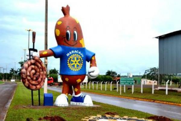 Indústria recebe certificado e vai vender Linguiça de Maracaju para todo o Brasil - Crédito: Divulgação