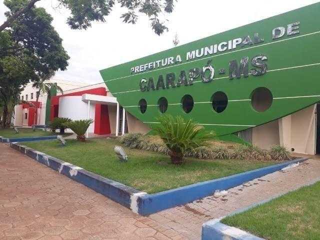 Concurso será realizado pela prefeitura de Caarapó - Crédito: Divulgação