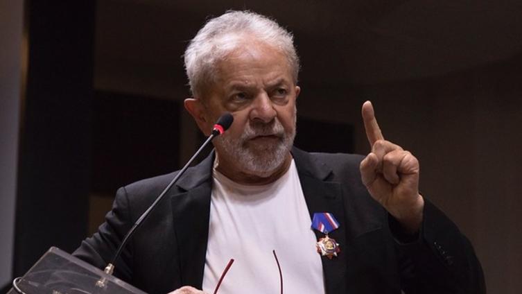 Defesa de Lula recorre ao STF para anular condenação no caso do sítio - Crédito: Pedro Stropasolas