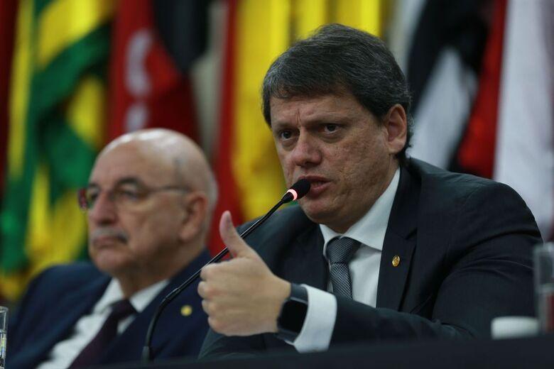 Governo lança programa de incentivo a caminhoneiros autônomos - Crédito: José Cruz/Agência Brasil
