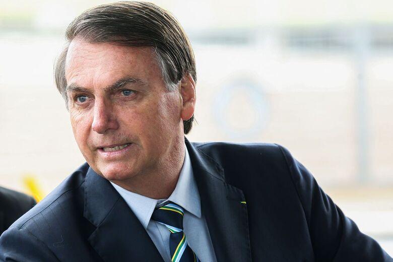 Bolsonaro faz procedimento para retirar lesões de pele, diz Planalto - Crédito: Antonio Cruz/ Agência Brasil