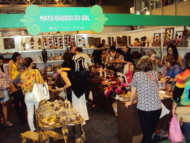 Artesanato sul-mato-grossense é destaque em feira de BH -
