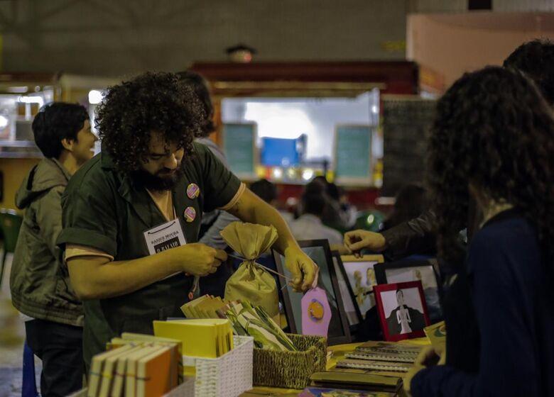 Hoje tem Feira Criativa- O Balaio em Dourados - Crédito: Camila Faca