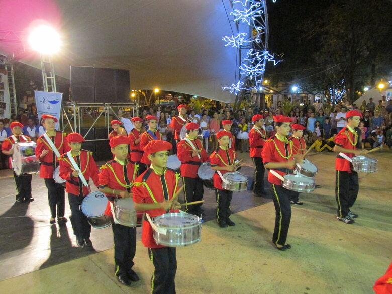 Secretarias promovem Festival de Bandas e Fanfarras -