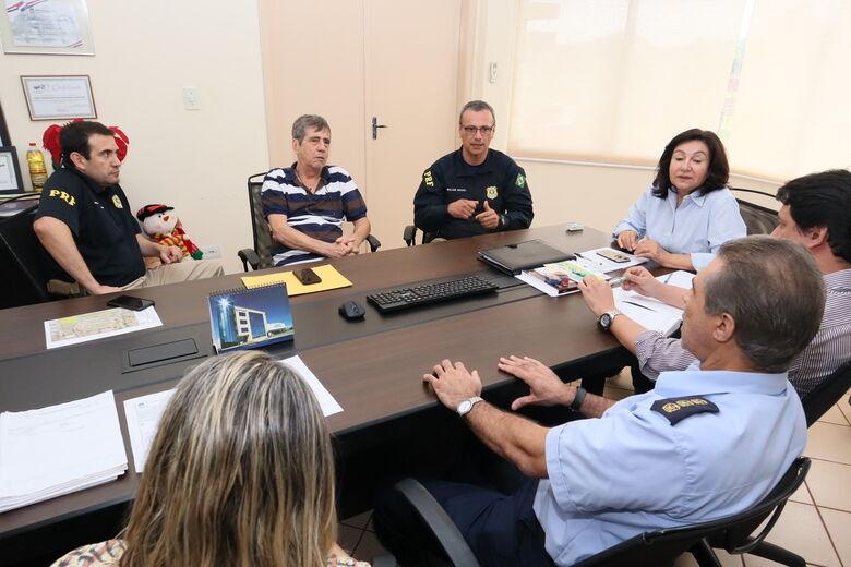 Dourados libera área de 1 hectare para construção da Delegacia de Fronteira da PRF - Crédito: A. Frota
