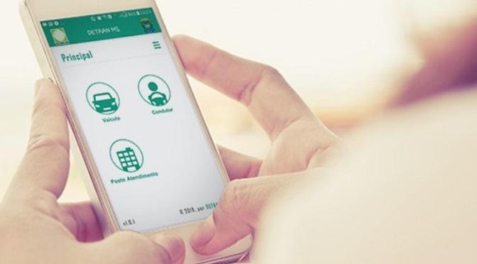 Detran-Mobile completa um ano com mais de 20 mil downloads -