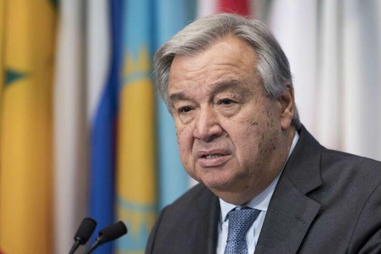 Guterres pediu que governos de todo o mundo ampliem seus esforços para combater o aquecimento global -