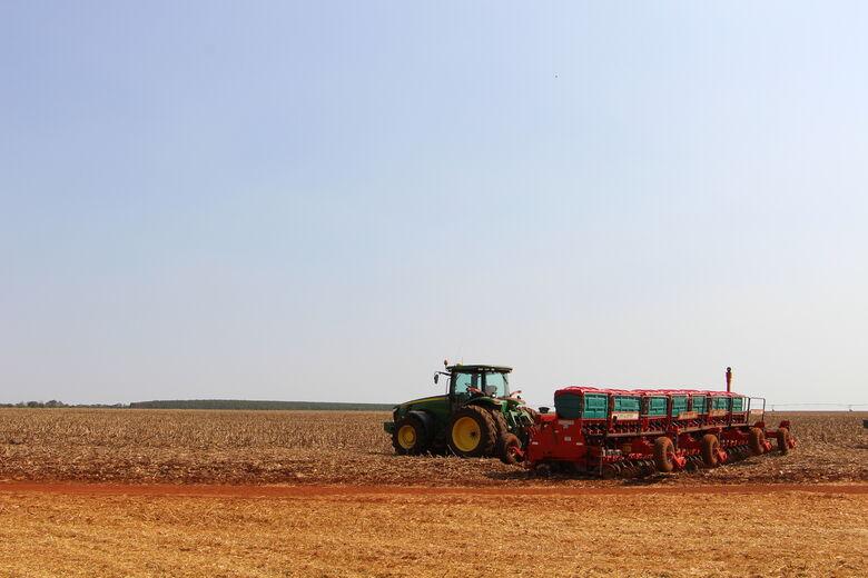 Plantio da soja termina com atraso de duas semanas em MS - Crédito: Divulgação