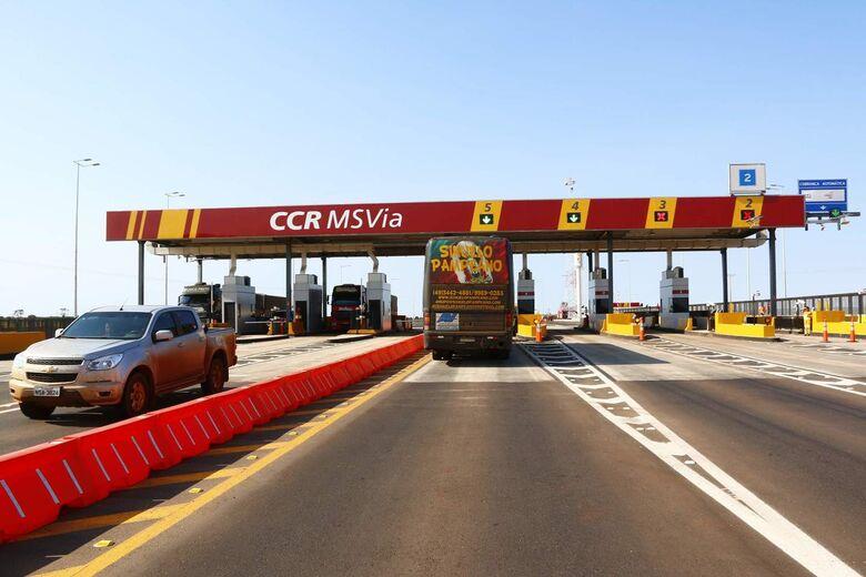 CCR MSVia é responsável pela concessão da BR-163/MSA - Crédito: Arquivo/Midia Max