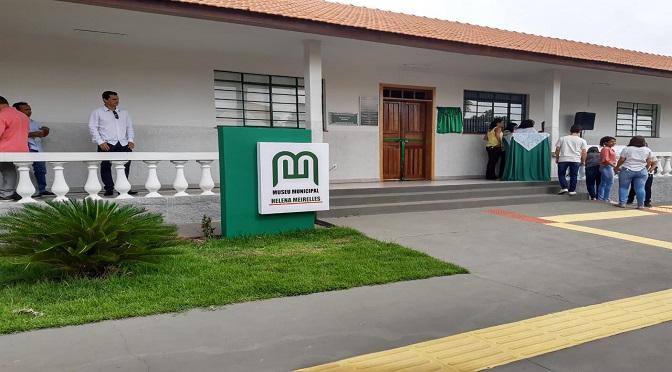 Museu Helena Meirelles é inaugurado em Bataguassu -