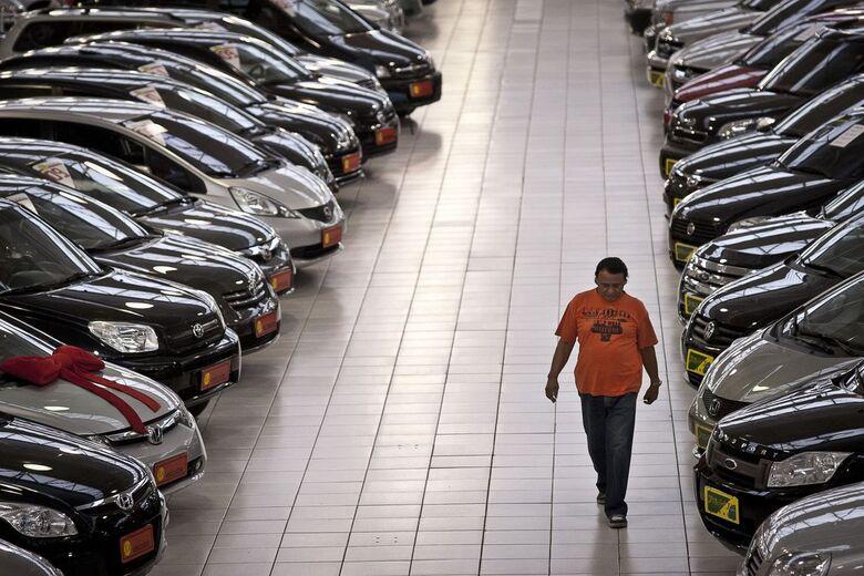 Atividade no comércio tem aumento de 2,9% em outubro, diz Serasa - Crédito: Agência Brasil/EBC