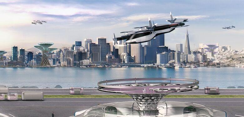 Hyundai prepara conceito de carro voador -