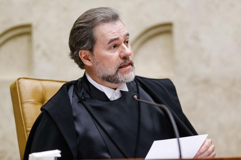 Toffoli é alvo de pedido de impeachment -