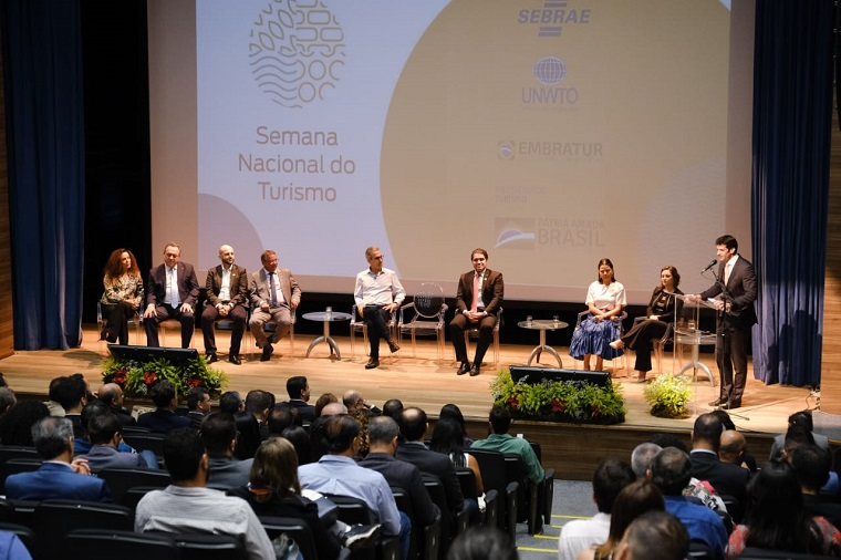 MS se destaca em Prêmio Nacional de Turismo -