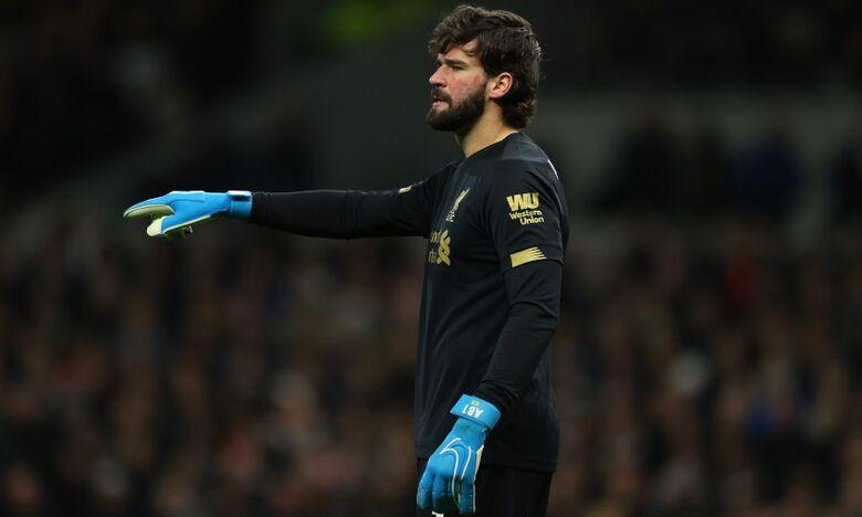 Alisson é escalado na equipe do ano 2019 da UEFA - Crédito: Divulgação/Liverpool