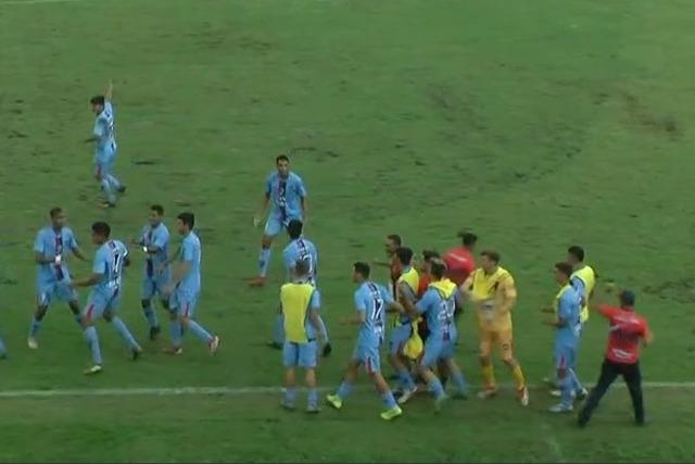 ABC vence e garante vaga nas eliminatórias da Copa SP - Crédito: Reprodução My Cujoo