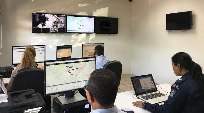 Sistema Sigo de tecnologia é utilizado pela segurança pública de MS - Crédito: Arquivo