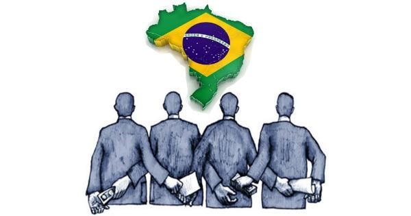 Brasil mantém nota, mas cai em ranking de percepção da corrupção - Crédito: Divulgação