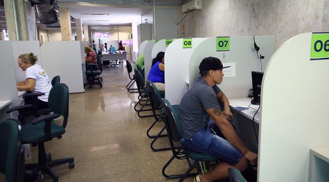 Semana começa com 2.869 vagas de emprego em Mato Grosso do Sul - Crédito: divulgação