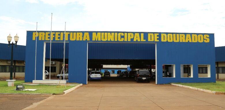 Prefeitura de Dourados inicia 2020 com atraso de servidores melhores remunerados - Crédito: Divulgação