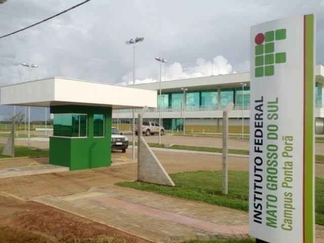 Instituto Federal de Mato Grosso do Sul (IFMS) abriu nesta segunda-feira, 13, o prazo de inscrições no processo seletivo simplificado - Crédito: divulgação