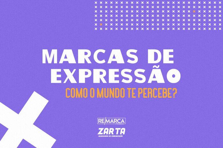 Workshop, Marcas de Expressão, acontece no próximo sábado, em Dourados - Crédito: divulgação
