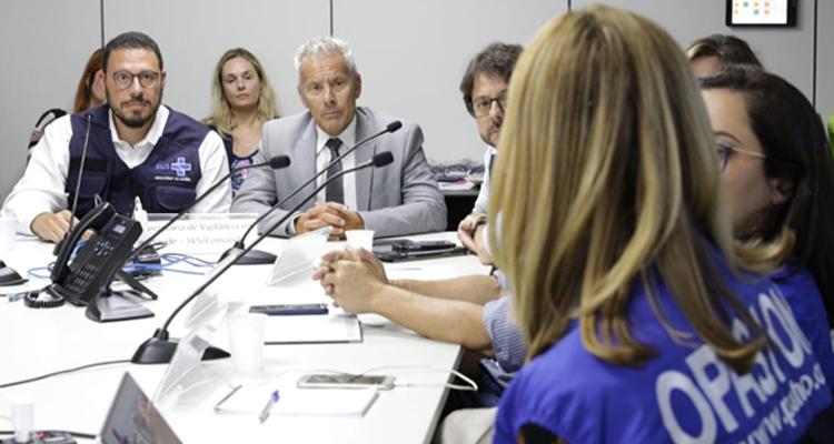 Brasil prepara rede de saúde para novo Coronavírus - Crédito: Divulgação