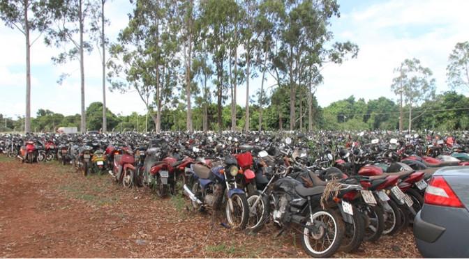 Detran-MS inicia primeiro leilão de veículos para circulação deste ano - Crédito: Divulgação