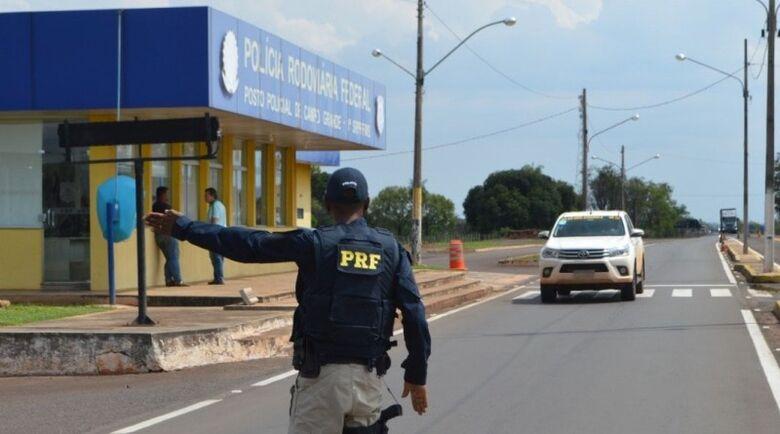 Com 19 acidentes e quatro mortes, PRF encerra operacão de final do ano - Crédito: Divulgação