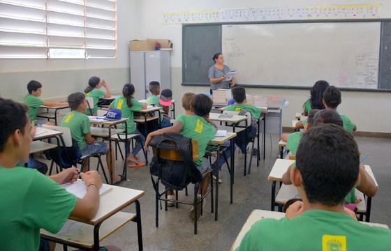 Educação divulga lista de inscritos em seleção para professor com salários de até R$ 4,5 mil - Crédito: Divulgação