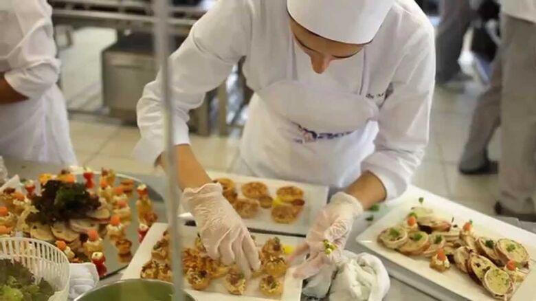 Senac Dourados oferece diversas opções na área da gastronomia ainda este mês - Crédito: Divulgação