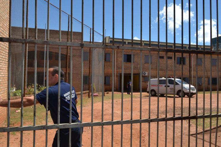 Após fuga em massa, interno é morto a facadas no presídio do Paraguai - Crédito: ABC Color