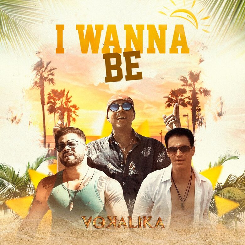 Trio douradense Vokalika lança videoclipe 'I wanna be' -