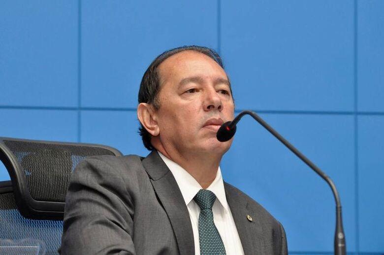 Deputado Gerson Claro deve substituir o ex-líder Barbosinha - Crédito: Luciana Nassar