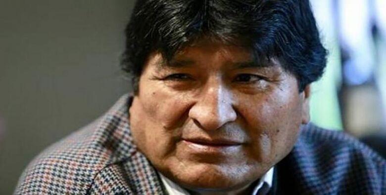 Ex-presidente da Bolívia Evo Morales - Crédito: Divulgação