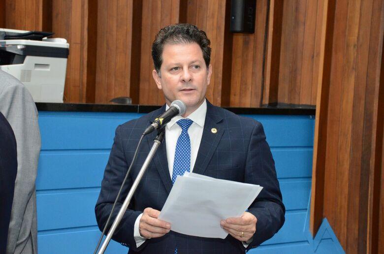 O foco, nesse momento, conforme Renato Câmara, é decidir sobre a pré-candidatura no Legislativo - Crédito: Toninho Souza