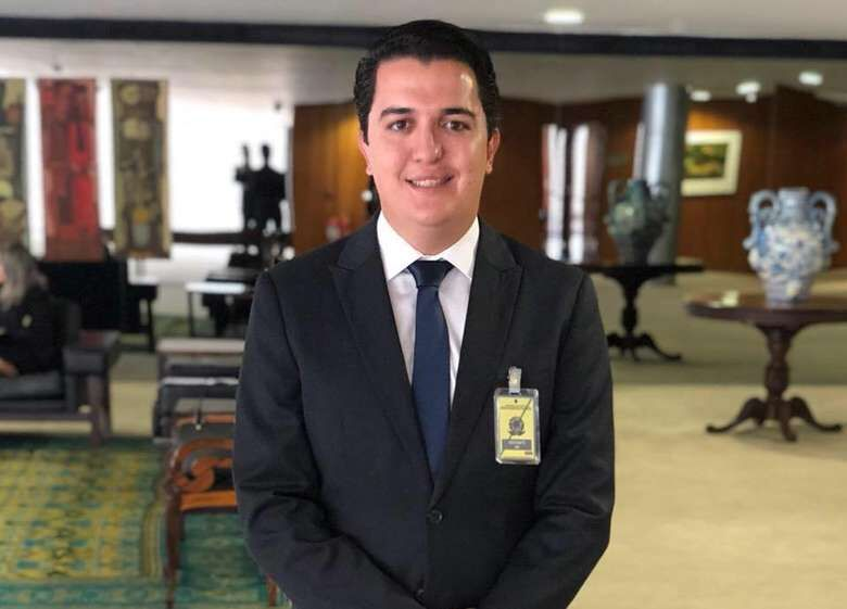 Renato Vidigal segue detido na PED. - Crédito: Divulgação/Arquivo Pessoal