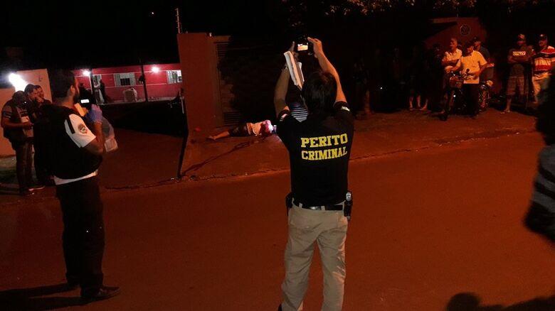 Autor de homicídio pediu lanche para distrair pessoas e matar homem - Crédito: Cido Costa/Dourados Agora