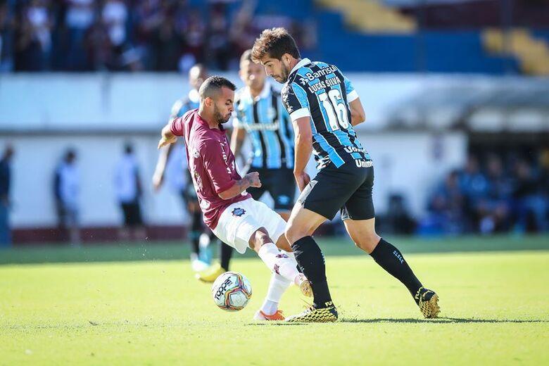 Caxias volta a vencer o Grêmio e conquista primeiro turno do Gaúcho - Crédito: Lucas Uebel / Grêmio FBPA