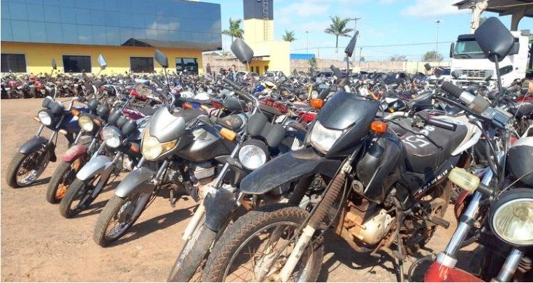 Operação Limpa Pátio: Detran-MS leiloa mais 80 veículos até dia 5 de março - Crédito: Divulgação/Detran-MS