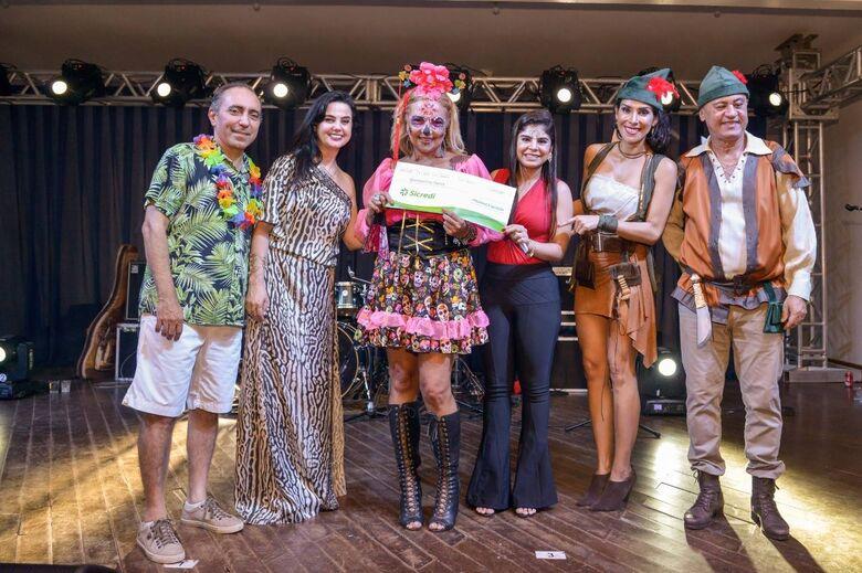 Concurso individual feminino - Crédito: Divulgação