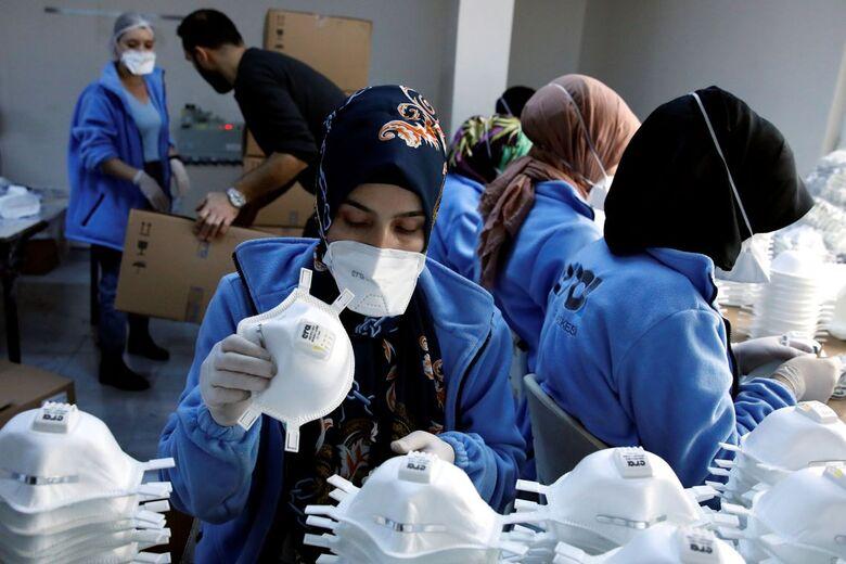 Casos de coronavírus na China passam de 30 mil - Crédito: REUTERS/Umit Bektas
