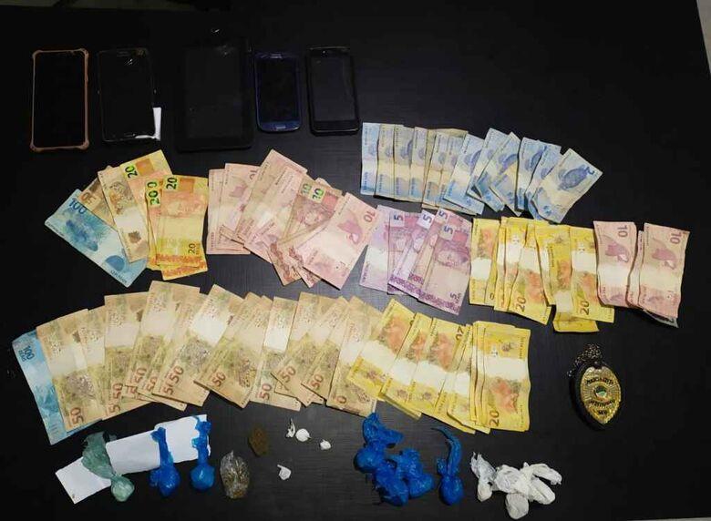 Traficantes alugaram casa para distribuir cocaína no Carnaval em MS -