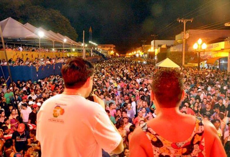 O Carnaval de Fatima do Sul já foi um dos mais requisitados em MS - Crédito: Ribeiro Junior/SiligaNews