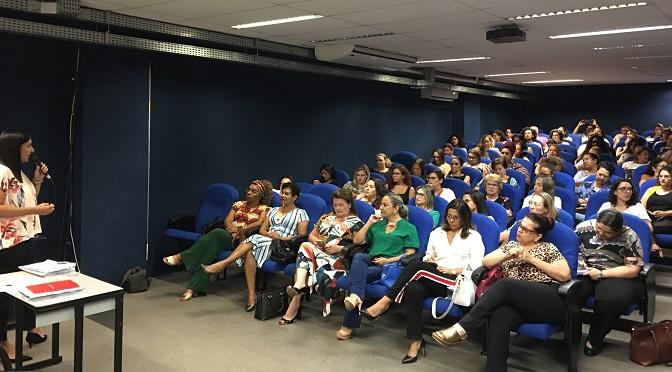 Reunião discute o Plano Estadual de Combate ao Feminicídio em Mato Grosso do Sul - Crédito: Divulgação