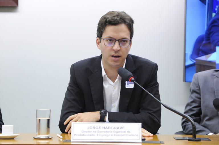 Hargrave: potencial de negócios sustentáveis na região não está sendo explorado - Crédito: Cleia Viana/Câmara dos Deputados