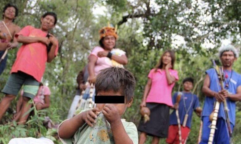 As 64 famílias da Pyelito Kue (foto) estão sem receber alimentos desde o começo do mês - Crédito: PROCURADORIA DA REPÚBLICA EM MATO GROSSO DO SUL