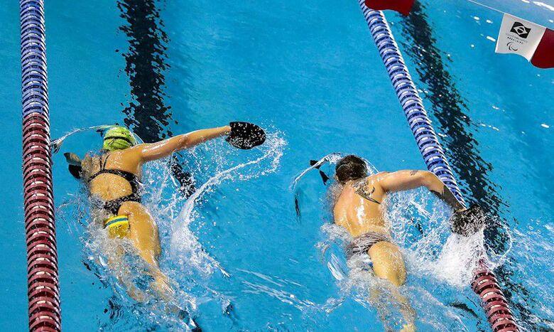 Coronavírus: Circuito mundial de natação paralímpica é cancelado na Itália - Crédito: Alê Cabral/CPB