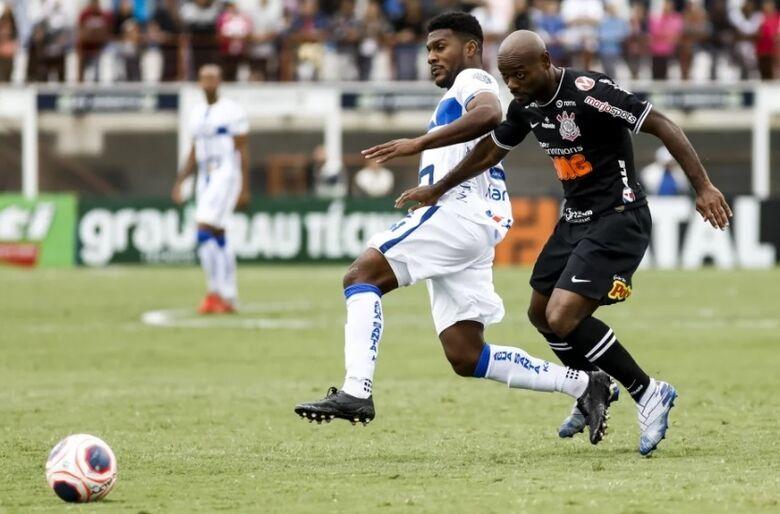 Corinthians perde para o Água Santa por 2 a 1, pela sétima rodada do Paulistão - Crédito: Rodrigo Gazzanel/Ag. Corinthians